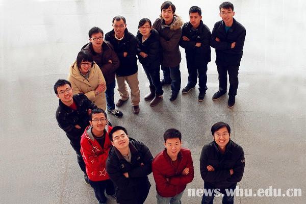 《自然》发表武大邓鹤翔团队合作研究成果-武大新闻